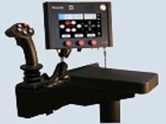 Contrôleur électronique intégré