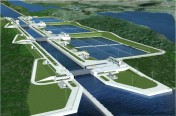 Panama Canal: New Locks for its Anniversary State-of-the-Art Lock Technology Using Rexroth Hydraulic