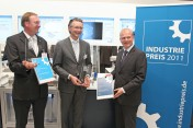 Rexroth is Overall Winner of the INDUSTRIEPREIS 2011