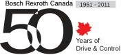 Bosch Rexroth Canada Celebrates 50 Years