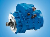 Rexroth's New A4VG Axial Piston Pump Offers Higher Nominal Pressure, Increased Power Density