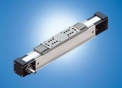 Cleaning Up: Easy-to-Clean Linear Axis Multi-variant MKR 20-80 Food & Packaging linear modules