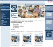 Rexroth Announces New GoTo Fast Delivery Program for Drive and Control Products