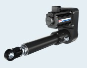 Flexible application: EMC-HD electromechanical heavy duty cylinder from Rexroth