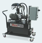 RexPak™ streamlines engineering and quotation process with standard hydraulic power packs