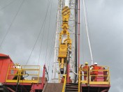 Hägglunds solutions keep Warrior top drives on the front line