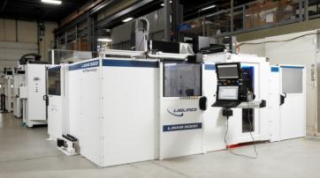 Pre-engineered gantry system improves efficiency