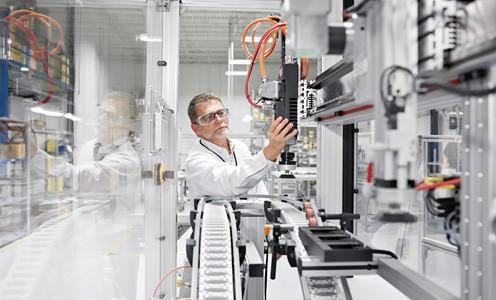 Service de presse de Bosch Rexroth
