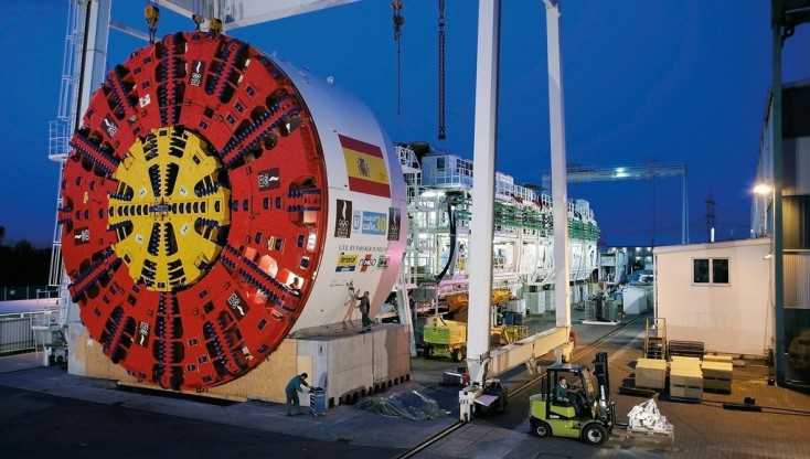 Tunnel Boring Machines