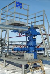 Gas transportation valve