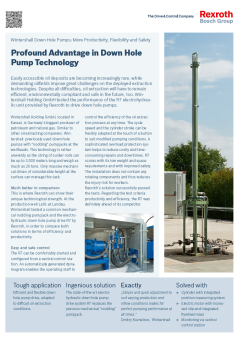 Profound Advantage in Down Hole Pump Technology