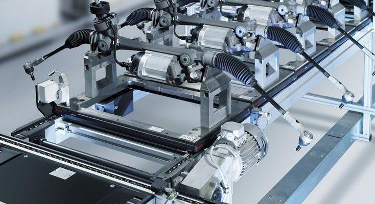 TS Conveyors - Modular Conveyors for Flexible Manufacturing