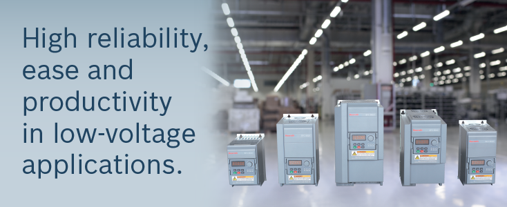 High reliability, ease and productivity in low-voltage applications.