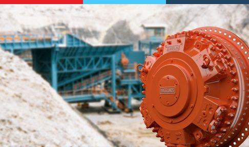 Moteurs hydrauliques industriels