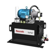 5 Hp motor, 8.2cc gear pump, 10 gallon reservoir, 3.22 GPM flow