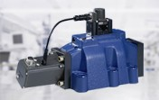 Directional servo valves