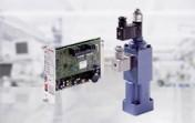 Proportional flow control valves