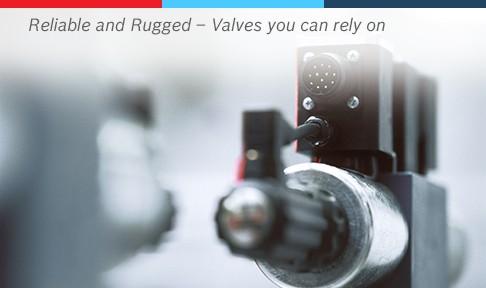 Proportional servo valves