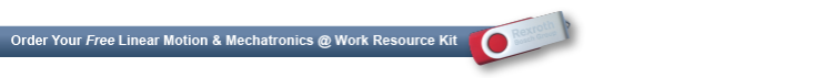 Order Your Linear Motion & Mechatronics Resource Kit